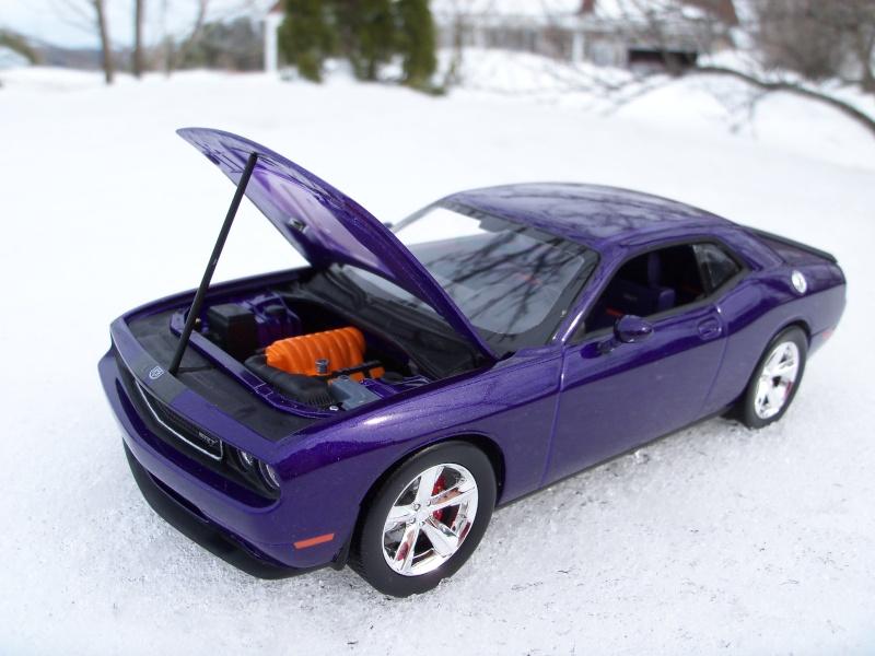 2009  Dodge Challenger SRT8 100_7934