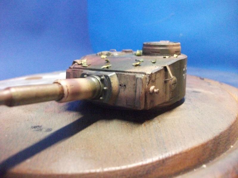 panzer - Tourelle Panzer VI P Dscf1035