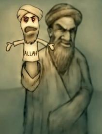 Mahomet - bruler tout ceux qui ne viennent pas prier Momo10