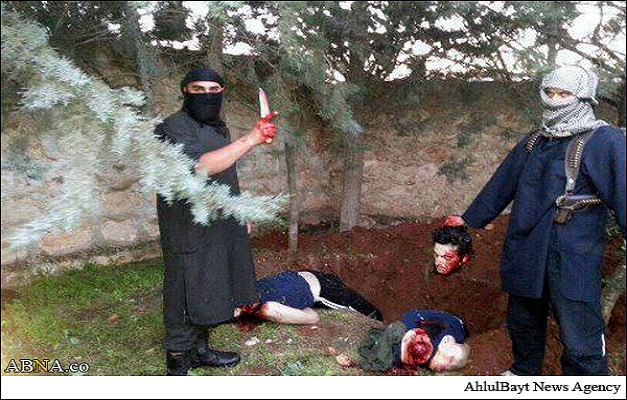 ISIS, les bouchers d'Allah Syrian10