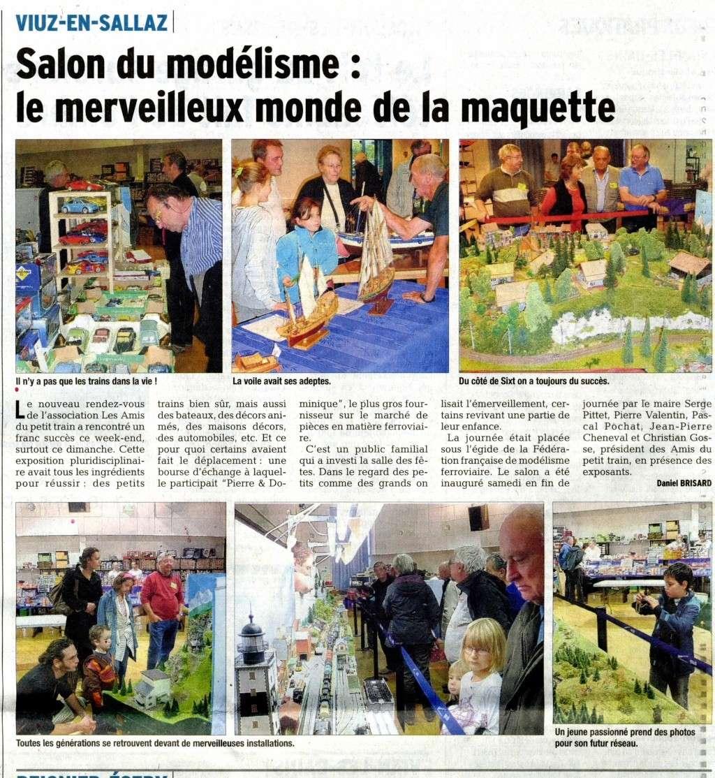 le journal le dauphiné  Expo_v10