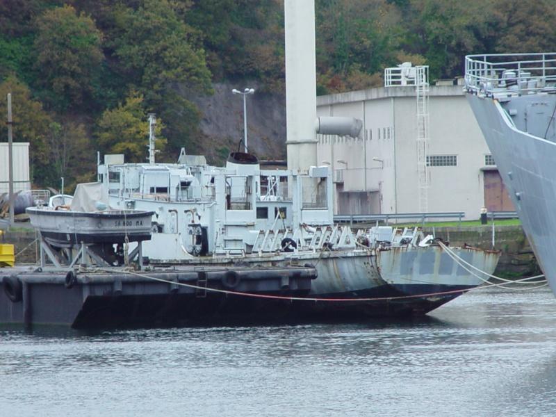 [Les ports militaires de métropole] Port de BREST - Page 5 Dsc00220