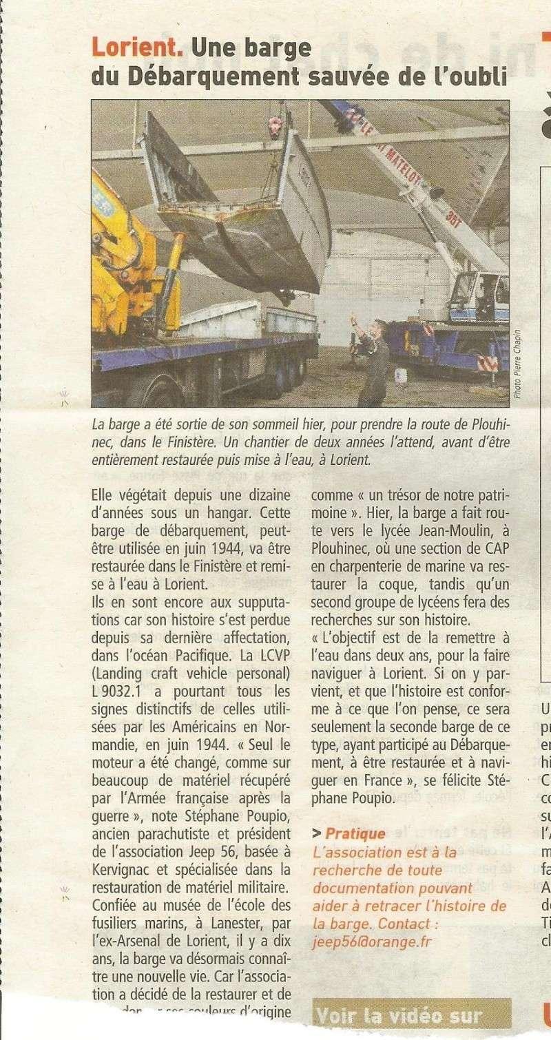 [Les ports militaires de métropole] Port de LORIENT - TOME 1 - Page 2 Lcvp_010