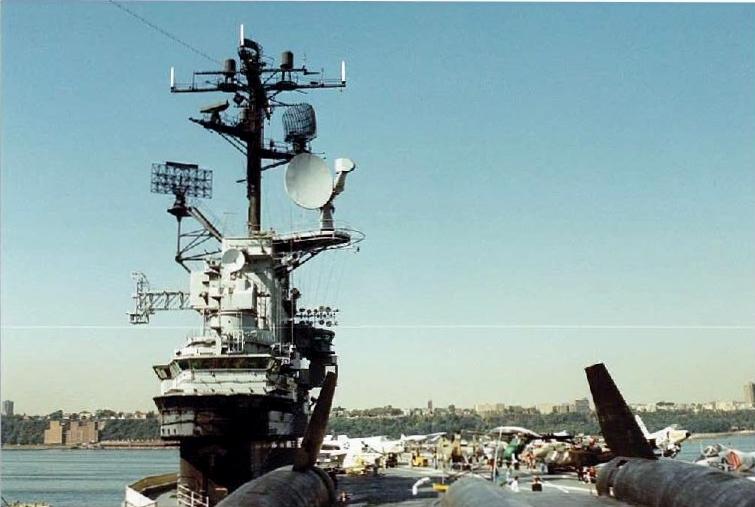 Visite de l'USS INTREPID EN 1992 Img-9215