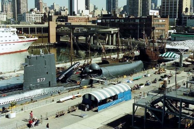 Visite de l'USS INTREPID EN 1992 Img-9216