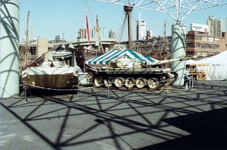 Visite de l'USS INTREPID EN 1992 Img-9234