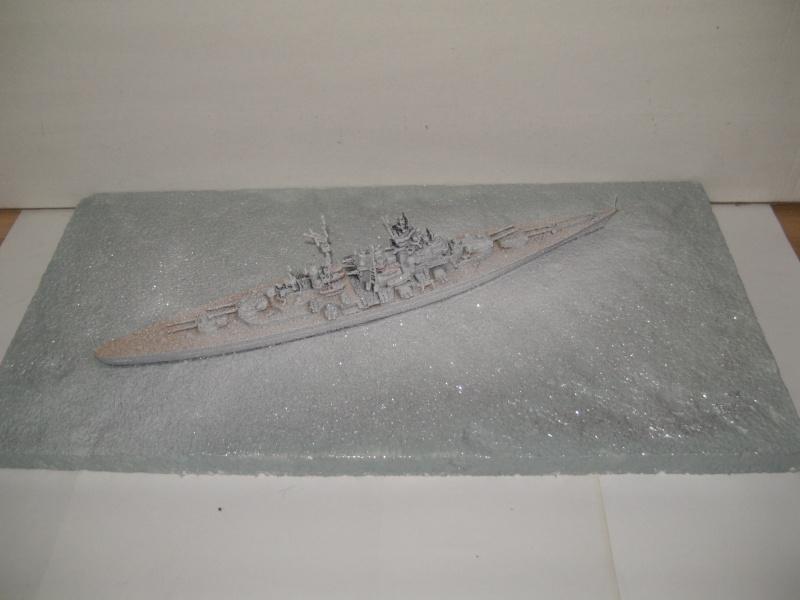 Tirpitz von Trumpeter Maßstab 1:700 Pict0035