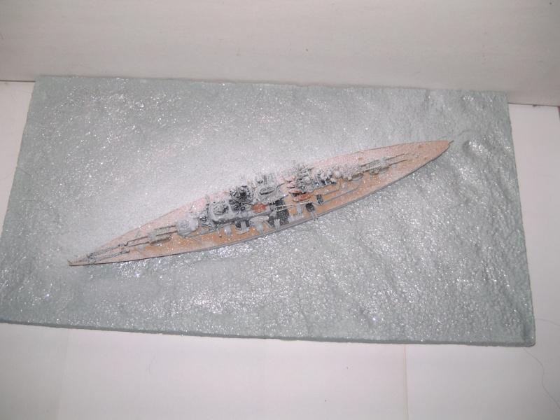 Tirpitz von Trumpeter Maßstab 1:700 Pict0036
