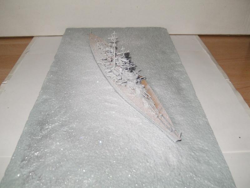 Tirpitz von Trumpeter Maßstab 1:700 Pict0037