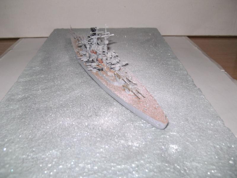 Tirpitz von Trumpeter Maßstab 1:700 Pict0038