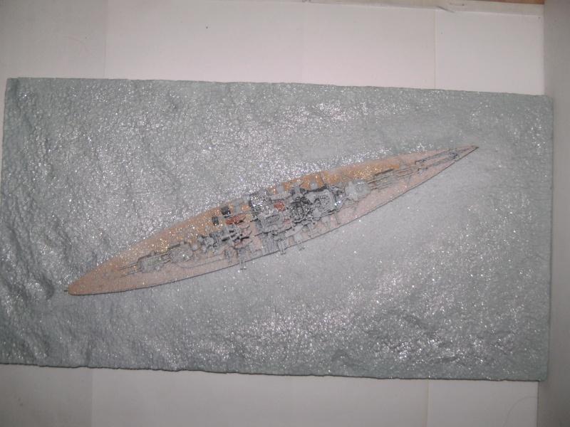 Tirpitz von Trumpeter Maßstab 1:700 Pict0039