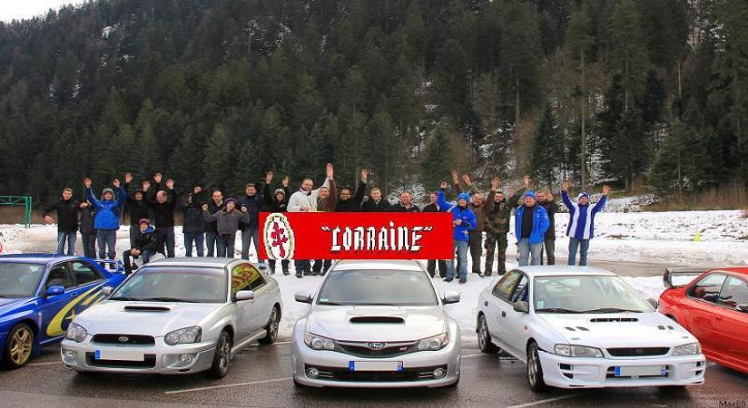 Subaru Club de l'Est