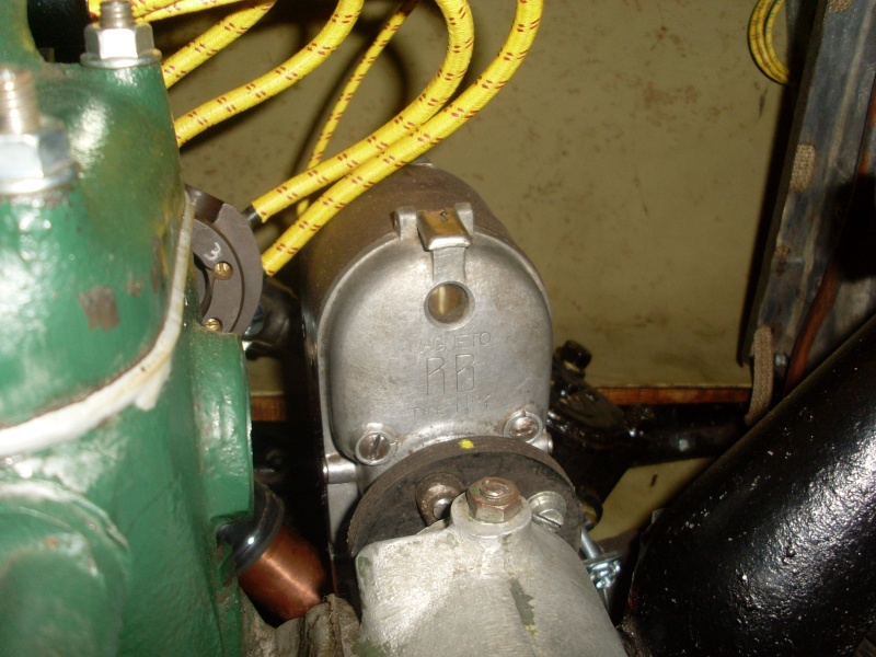 J'ai besoin d'aide pour un premier re-démarrage du moteur Sl371310