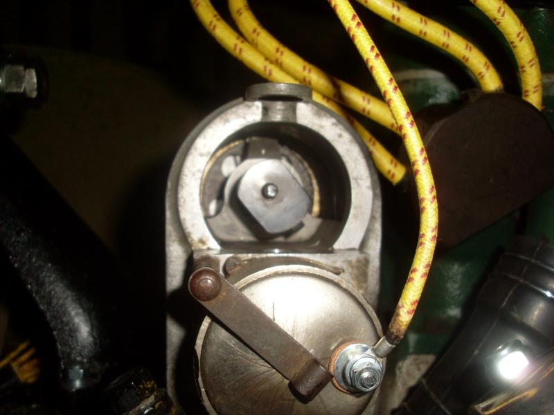 J'ai besoin d'aide pour un premier re-démarrage du moteur Sl371311