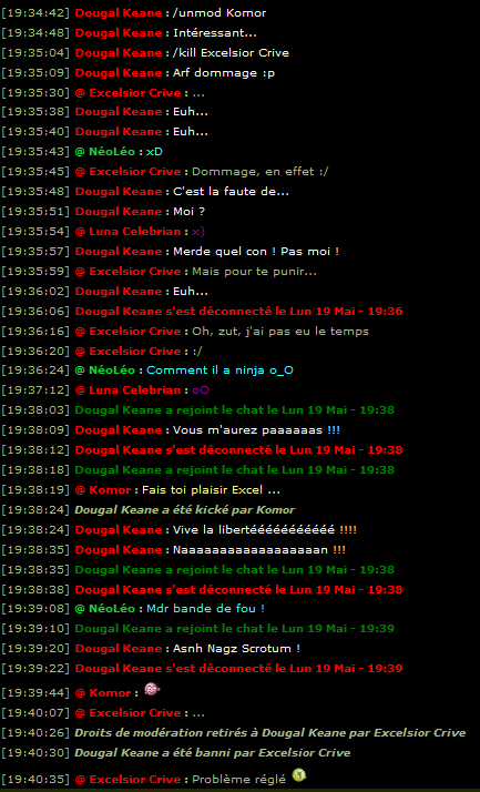 Perle de la Chatbox - Page 4 Dougal10