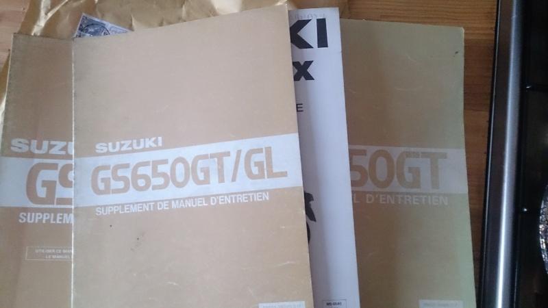 ******* Suzuki 650 gs L ******** Dsc_2510