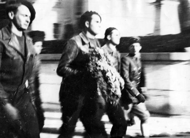 11 novembre 1943 : le défilé d'Oyonnax 14911