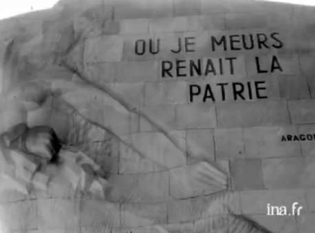 11 novembre 1943 : le défilé d'Oyonnax 399410