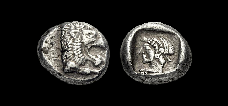 Les monnaies grecques de Brennos - Page 3 Knidos10