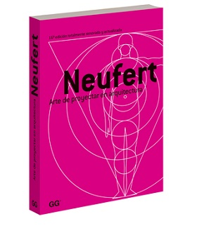 Portada Neufert. El arte de proyectar