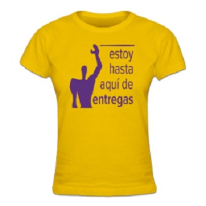 Camiseta para arquitectos