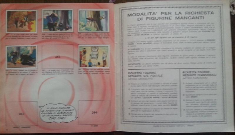 album MASK panini Ppck4e10