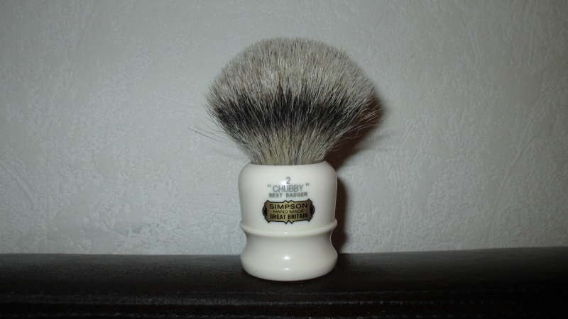 Simpson Chubby 2 Best badger Img_0421
