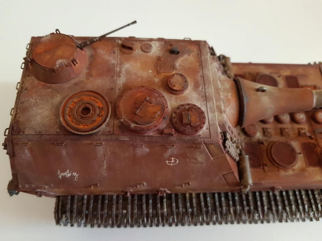 Jagdpanzer E 100  Amusing Hobby 1/35 20190114