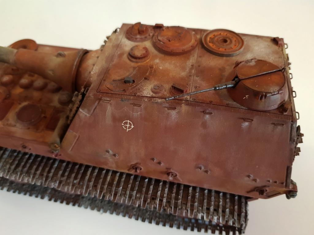 Jagdpanzer E 100  Amusing Hobby 1/35 20190115
