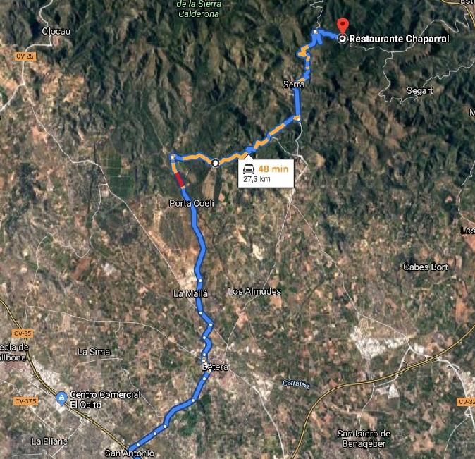 DOMINGO 2 FEBRERO 2020: ALMUERZO EN EL CHAPARRAL Chapar10