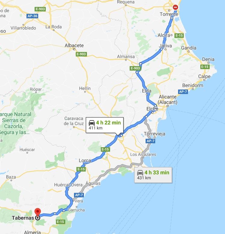 RUTA NIVEL 5 (1000 KM): VIERNES 10 a DOMINGO 12 de JULIO Etapa110