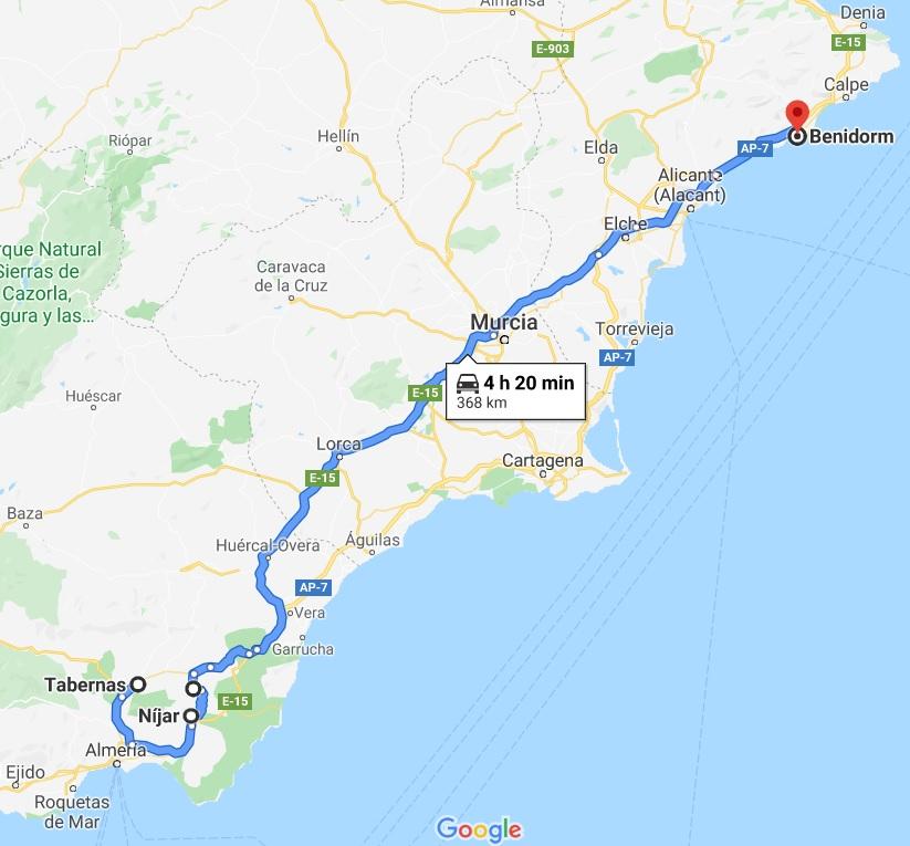 RUTA NIVEL 5 (1000 KM): VIERNES 10 a DOMINGO 12 de JULIO Etapa211