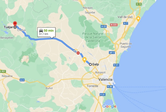 DOMINGO 1 DE NOVIEMBRE: SALIDA ALMUERZO A TUEJAR (Nivel 1) Nivel_42