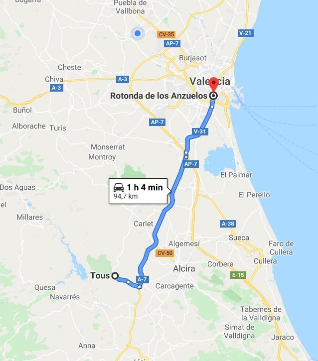 DOMINGO 3 DE ENERO: SALIDA ALMUERZO A TOUS (Nivel 1) Nivel_85