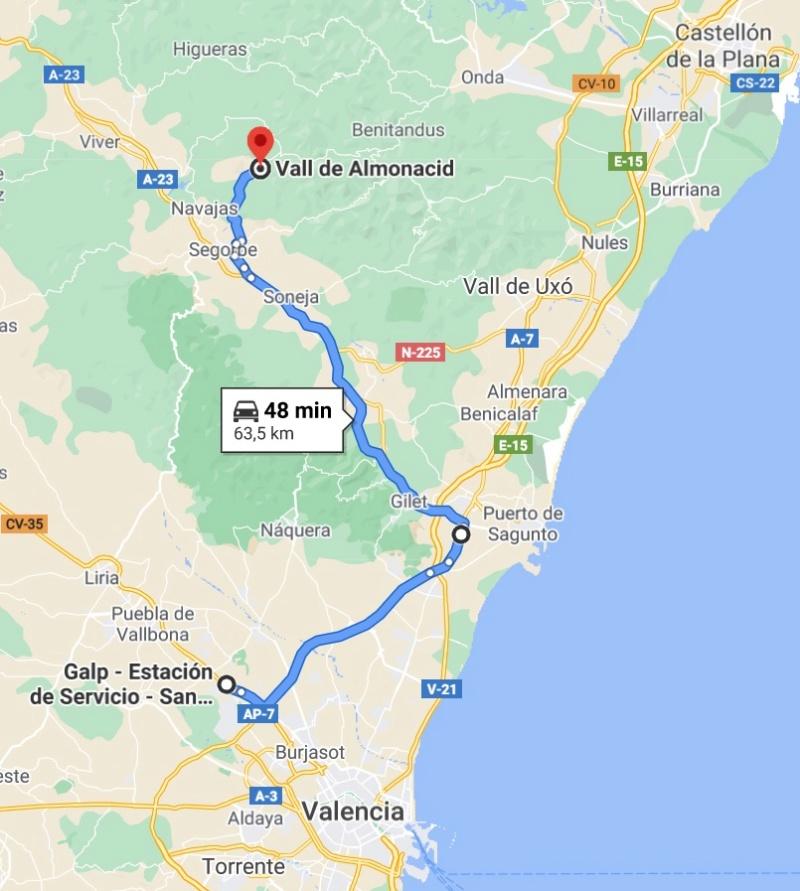 DOMINGO 6 DE JUNIO: RUTA Y ALMUERZO EN LA VALL DE ALMONACID (Nivel 1) Nivel_99