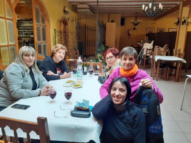 DOMINGO 1 DE NOVIEMBRE: SALIDA ALMUERZO A TUEJAR (Nivel 1) Proces10