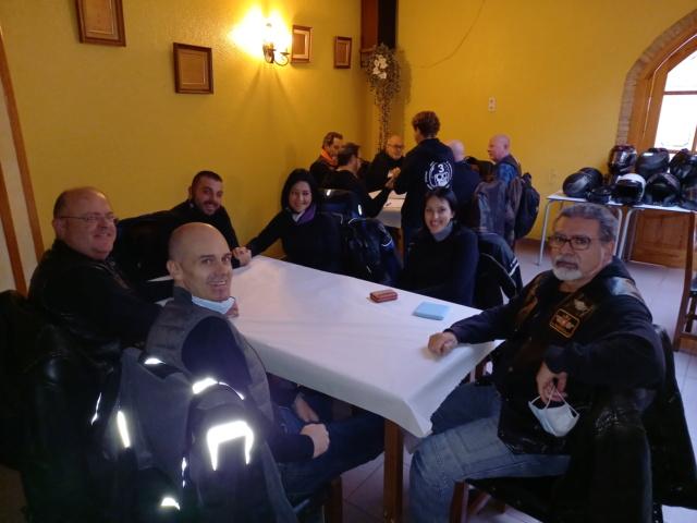 DOMINGO 1 DE NOVIEMBRE: SALIDA ALMUERZO A TUEJAR (Nivel 1) Proces13