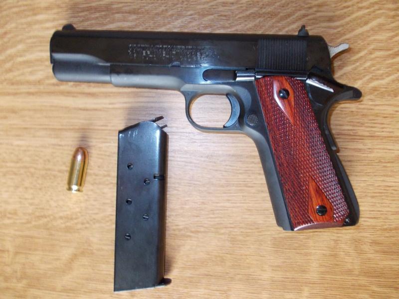 Colt .45 , modèle 1911 et 1911A1 Coltco10
