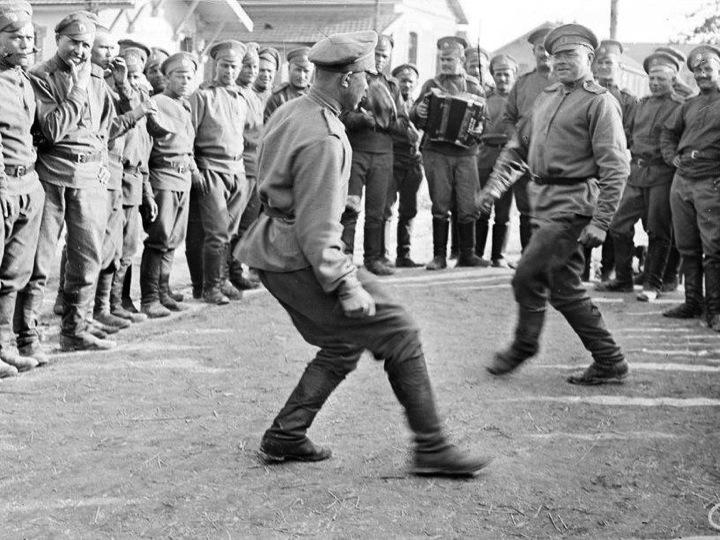 Le corps expéditionaire russe en France Diapos26