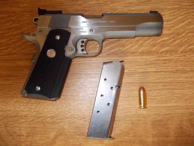 Colt .45 , modèle 1911 et 1911A1 Goldcu11