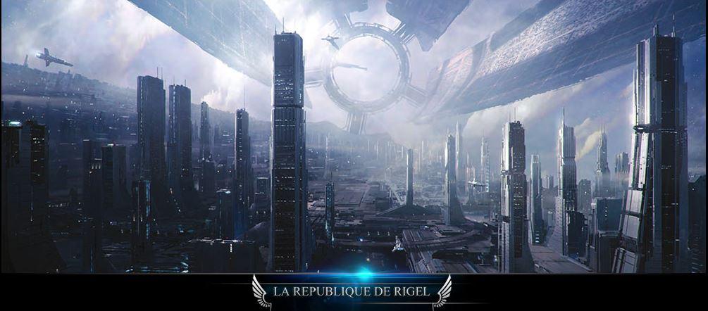 La République de Rigel