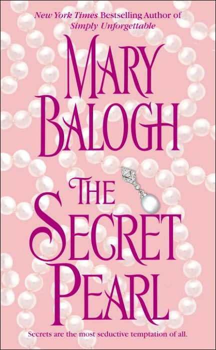 La perle cachée de Mary Balogh Cover168