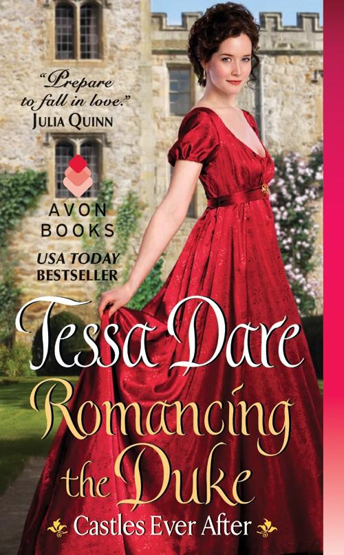 Il était une fois un duc - Les Héritières - Tome 1 : Il était une fois un Duc de Tessa Dare Cover184