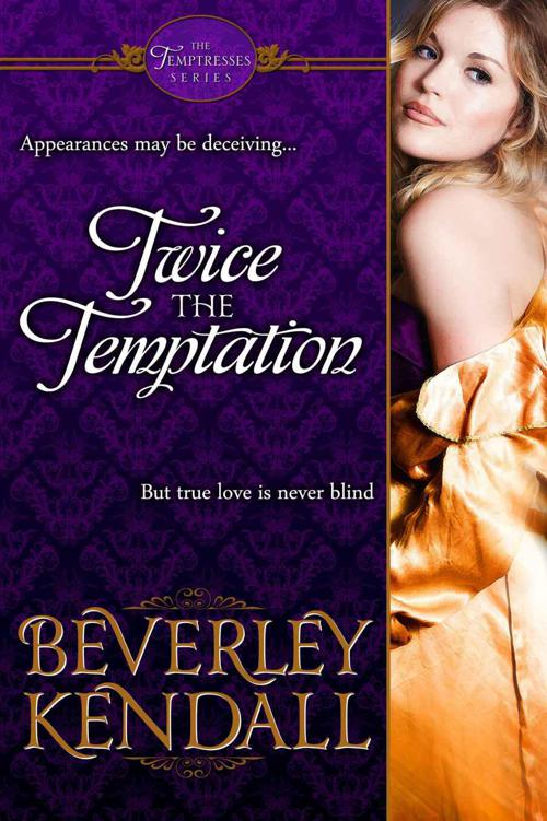 The temptresses - Tome 1 : Twice the Temptation de Beverley Kendall Cover261