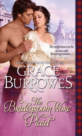 MacGregor Trilogy - Tome 1 : The Bridegroom Wore Plaid de Grace Burrowes Cover339