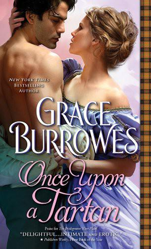 MacGregor Trilogy - Tome 2 : Once Upon a Tartan de Grace Burrowes Cover345