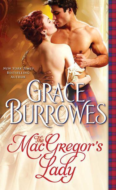 MacGregor Trilogy - Tome 3 : The MacGregor's Lady de Grace Burrowes Cover350