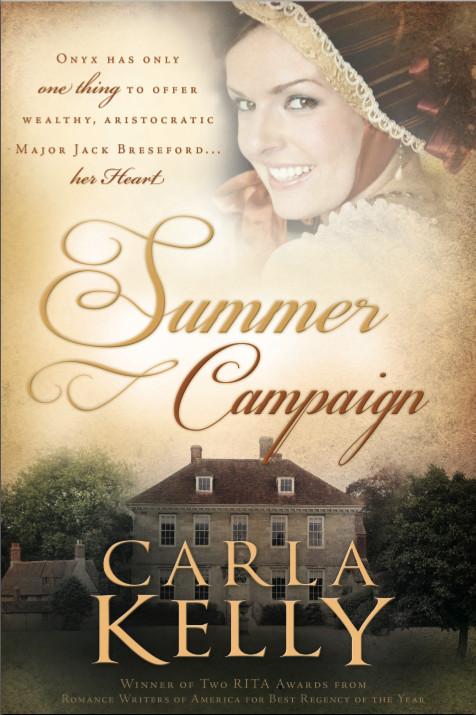 summer - Summer Campaign de Carla Kelly Cover48