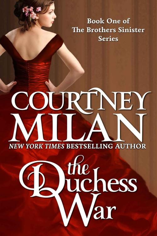 Les Frères Ténébreux - Tome 1 : Le secret de la Duchesse de Courtney Milan Cover67
