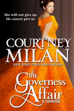 governess - Les Frères Ténébreux - Tome 0,5 : La gouvernante insoumise de Courtney Milan Tga-sm10